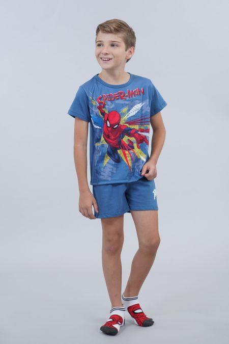 Pijama para Niño Color Azul Ref: 205072 - Confetex - Talla: 6