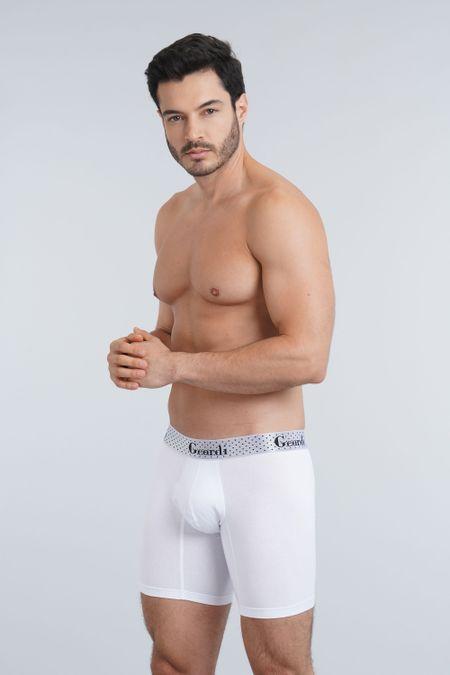Interior para Hombre Color Blanco Ref: 005083 - Geordi - Talla: S
