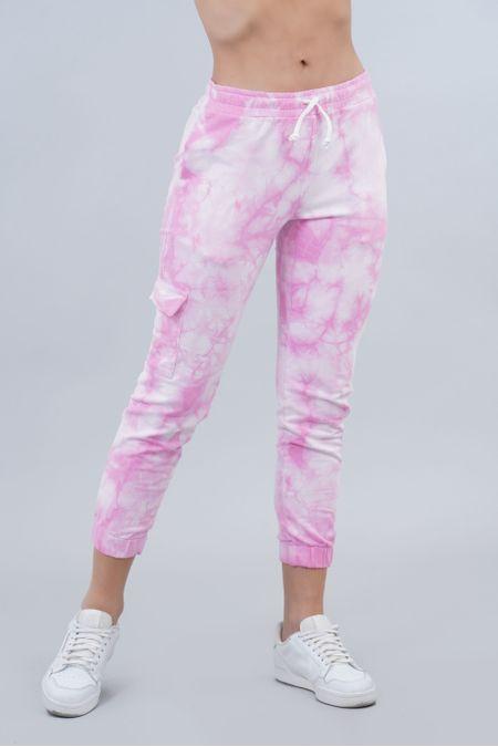 Jogger para Mujer Color Rosado Ref: 301074 - Olamtex - Talla: 8
