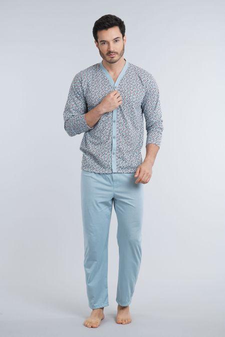 Pijama para Hombre Color Verde Ref: 901884 - Kalor - Talla: S