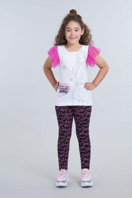 Blusa para Niña Color Blanco Ref: 033022 - Confetex - Talla: 4