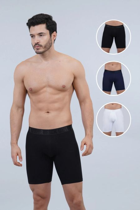 Pack x 3 Interior para Hombre Color Surtido Ref: 0A4349 - Sex - Talla: S