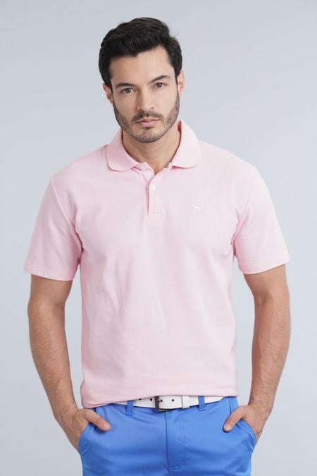 Polo para Hombre Color Rosado Ref: 007384 - E.U - Talla: S