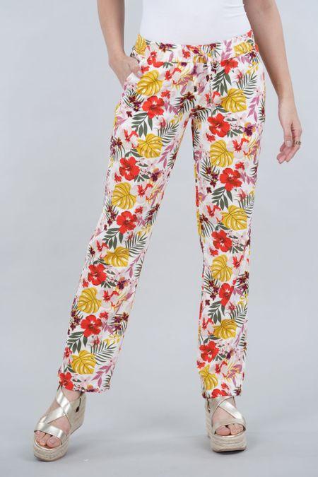 Pantalon para Mujer Color Amarillo Ref: 102223 - E.U - Talla: 8
