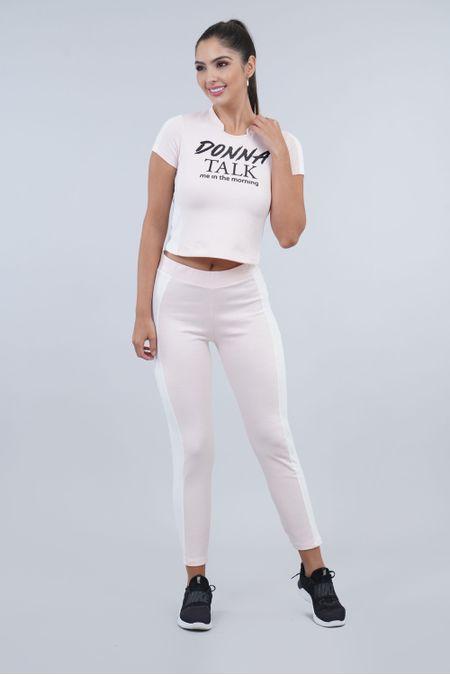 Blusa para Mujer Color Rosado Ref: 003193 - CCU - Talla: M