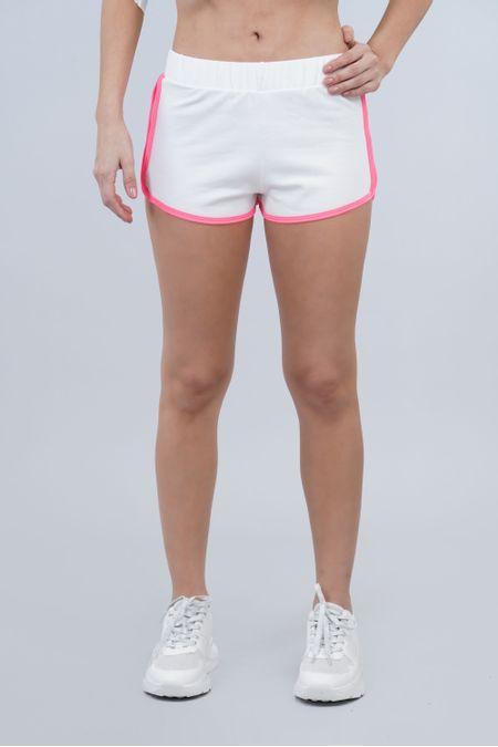 Short para Mujer Color Marfil Ref: 003538 - CCU - Talla: S