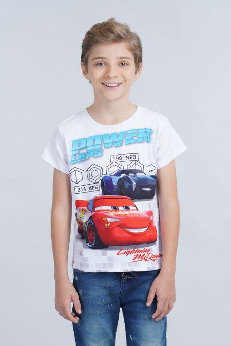 Camiseta para Niño Color Blanco Ref: 10379-2 - Confetex - Talla: 8