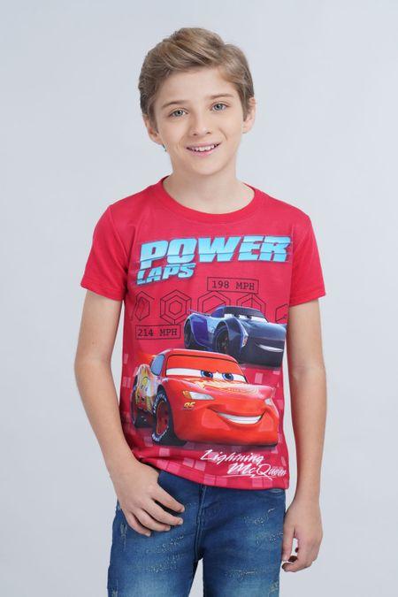 Camiseta para Niño Color Rojo Ref: 10379-2 - Confetex - Talla: 6