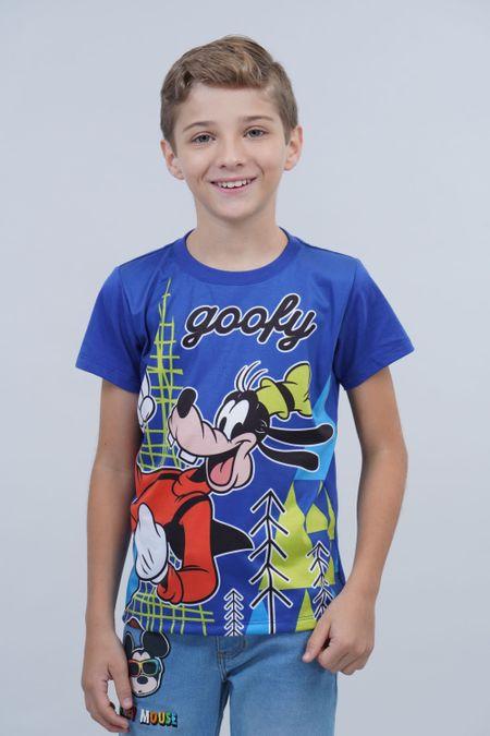 Camiseta para Niño Color Azul Ref: 103912 - Confetex - Talla: 6