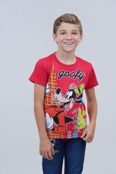 Camiseta para Niño Color Rojo Ref: 103912 - Confetex - Talla: 4