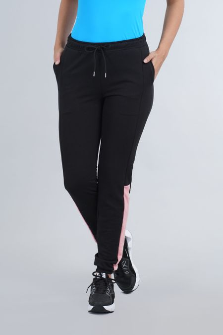 Jogger para Mujer Color Negro Ref: 301003 - Olamtex - Talla: 8