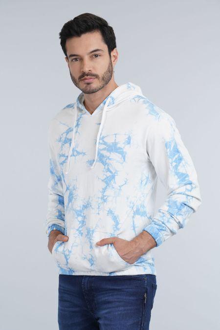 Buzo para Hombre Color Azul Ref: 301082 - Olamtex - Talla: S