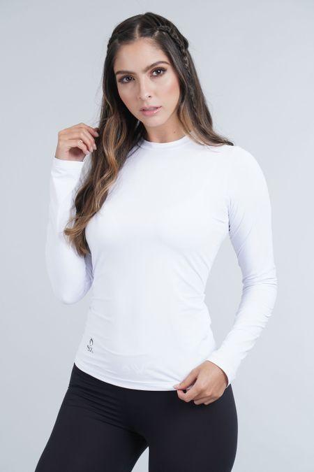 Camiseta para Mujer Color Blanco Ref: 018501 - Sex - Talla: S