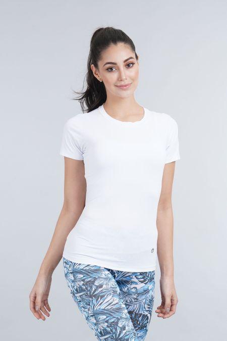 Camiseta para Mujer Color Blanco Ref: 018580 - Sex - Talla: S