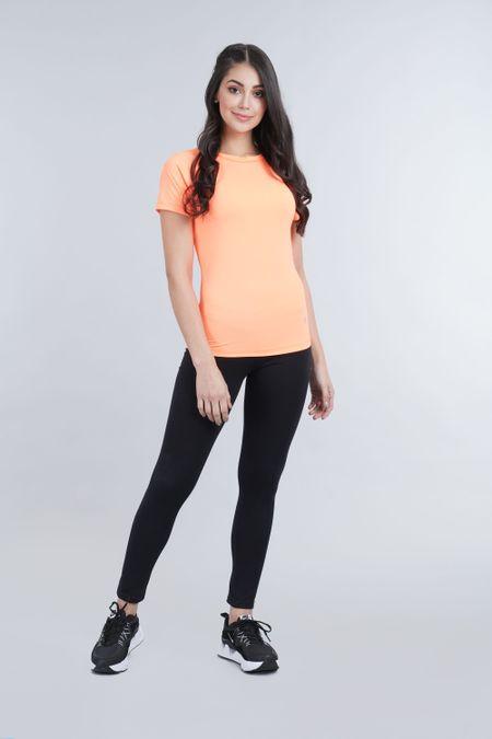 Camiseta para Mujer Color Naranja Ref: 018580 - Sex - Talla: L