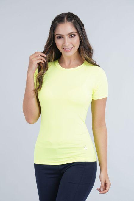 Camiseta para Mujer Color Verde Ref: 018580 - Sex - Talla: S