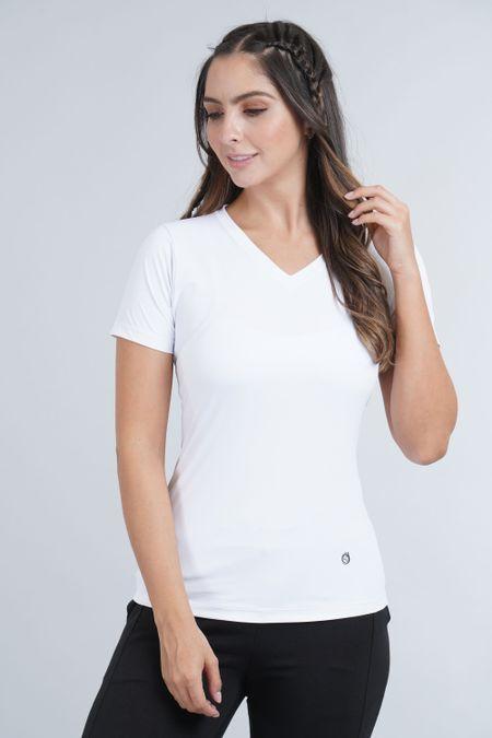 Camiseta para Mujer Color Blanco Ref: 018581 - Sex - Talla: S