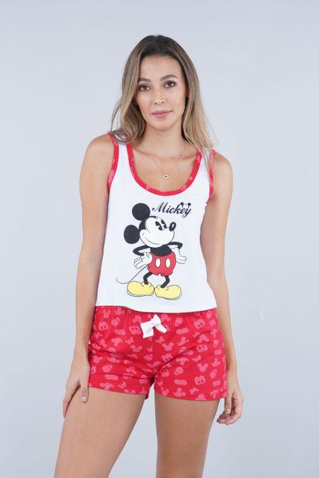 Pijama para Mujer Color Blanco Ref: 105501 - Confetex - Talla: S