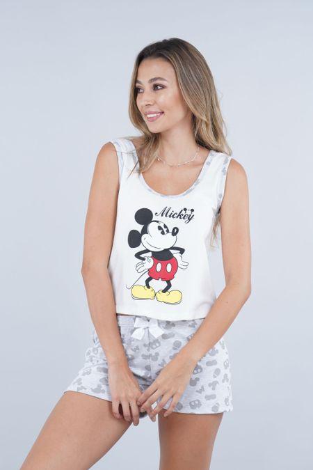Pijama para Mujer Color Marfil Ref: 105501 - Confetex - Talla: S