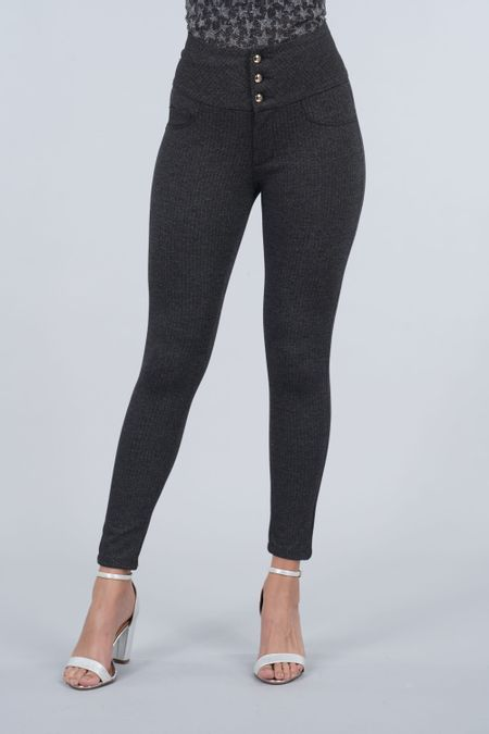 Pantalon para Mujer Color Gris Ref: 103343 - E.U - Talla: 6
