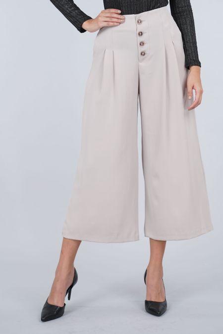 Pantalon para Mujer Color Marfil Ref: 103385 - E.U - Talla: 10