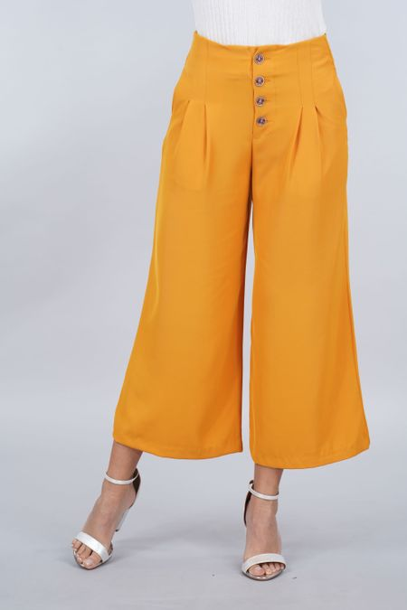 Pantalon para Mujer Color Amarillo Ref: 103385 - E.U - Talla: 6