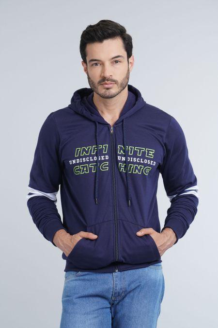 Buzo para Hombre Color Azul Ref: 004949 - Marmol - Talla: S