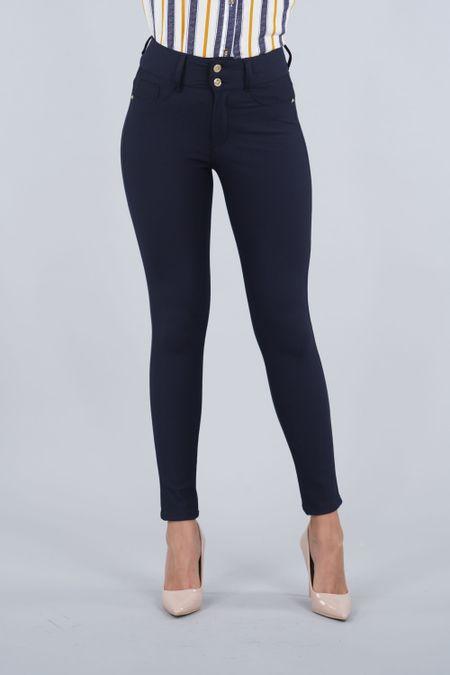 Pantalon para Mujer Color Azul Ref: 103424 - E.U - Talla: 6