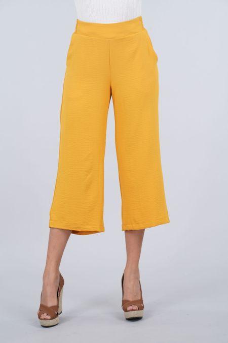 Capry para Mujer Color Amarillo Ref: 10347-1 - E.U - Talla: 6