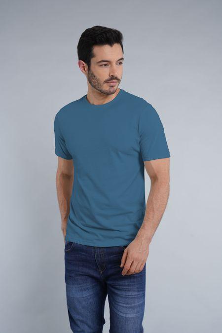 Camiseta para Hombre Color Azul Ref: 1041-1 - CCU - Talla: S