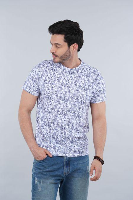 Camiseta para Hombre Color Blanco Ref: 000980 - CCU - Talla: S