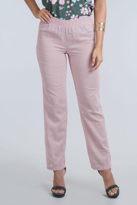 Pantalon para Mujer Color Rosado Ref: 100729 - E.U - Talla: 10