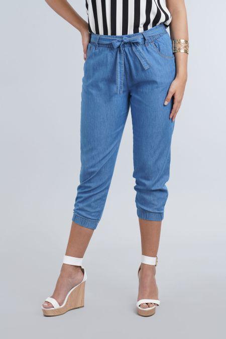 Jean para Mujer Color Azul Ref: 101285 - E.U - Talla: 8