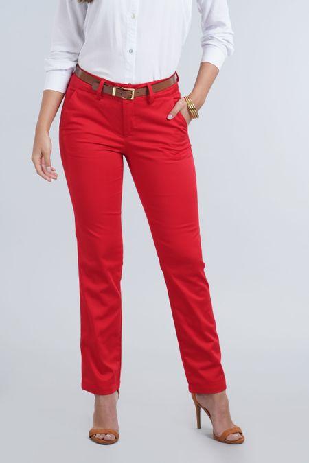 Pantalon para Mujer Color Rojo Ref: 101970 - E.U - Talla: 8