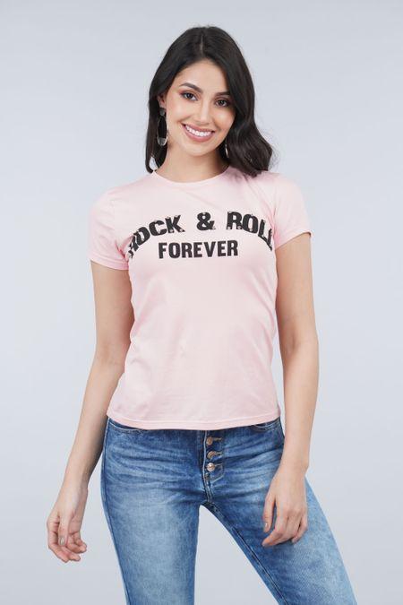 Blusa para Mujer Color Rosado Ref: 033091 - CCU - Talla: S