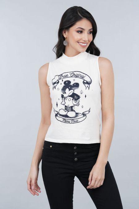 Blusa para Mujer Color Marfil Ref: 101959 - CCU - Talla: S