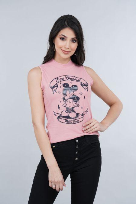 Blusa para Mujer Color Rosado Ref: 101959 - CCU - Talla: S