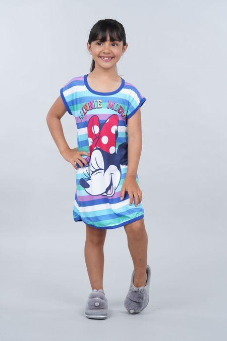 Pijama para Niña Color Azul Ref: 105513 - Confetex - Talla: 6