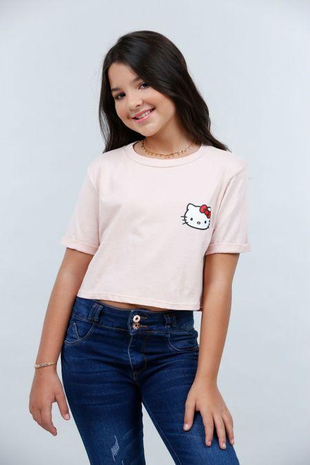 Blusa para Teen Color Rosado Ref: 901005 - Colditex - Talla: 12
