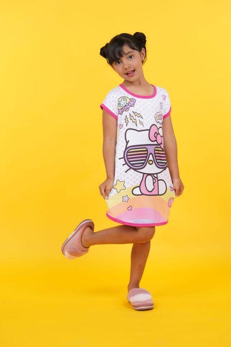 Pijama para Niña Color Blanco Ref: 905002 - Confetex - Talla: 6