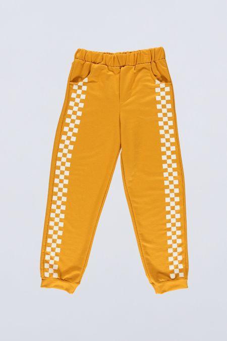 Jogger para Junior Color Amarillo Ref: 030248 - CCU - Talla: 10