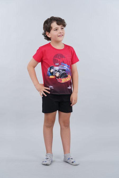 Pijama para Niño Color Rojo Ref: 034501 - Confetex - Talla: 4