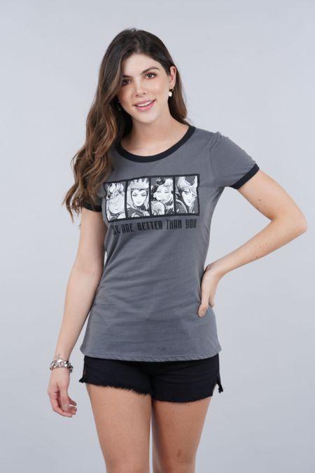 Camiseta para Rebel Color Gris Ref: 102088 - Colditex - Talla: XS
