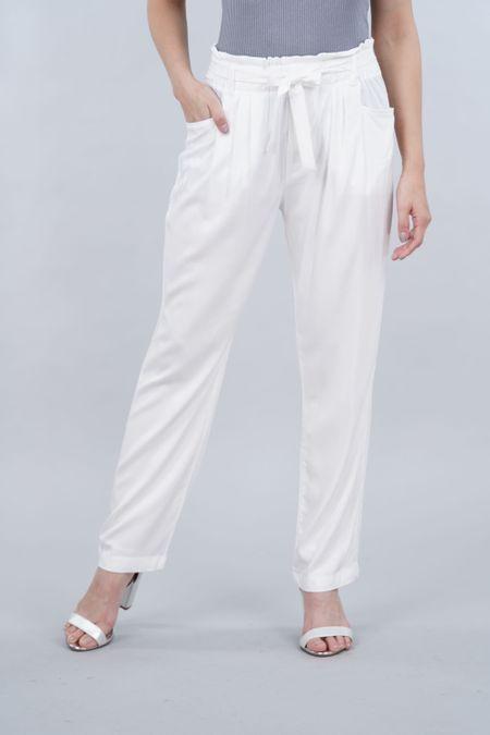 Pantalon para Mujer Color Blanco Ref: 103473 - E.U - Talla: 6