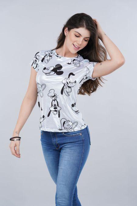 Camiseta para Rebel Color Blanco Ref: 103971 - Colditex - Talla: XS