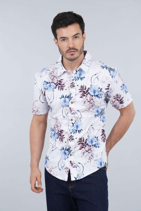 Camisa para Hombre Color Blanco Ref: 008005 - Celestial - Talla: S