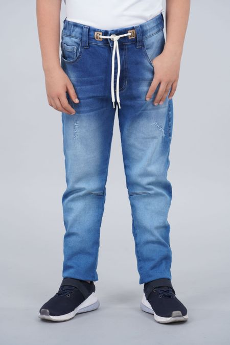 Jean para Junior Color Azul Ref: 201601 - Tex Sion - Talla: 12
