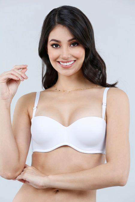 Brassier para Mujer Color Blanco Ref: 000264 - Kamila - Talla: 32