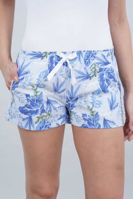 Short para Mujer Color Azul Ref: 101553 - E.U - Talla: 8