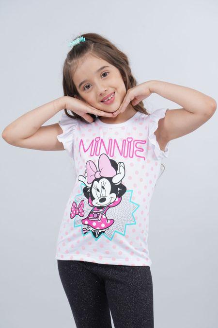 Blusa para Niña Color Blanco Ref: 101985 - Confetex - Talla: 8